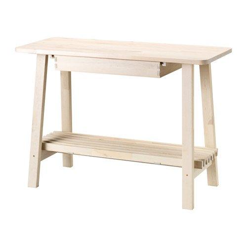 Ikea Norraker Sideboard, White Birch