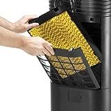 TROTEC PAE 50 Aircooler | 4-in-1 Mobile Klimaanlage | Klimagerät | Ventilator | Luftreiniger | 20 L Tank | 4 Gebläsestufen | Timer | Ionisator Luftbefeuchter | Luftkühler - 4