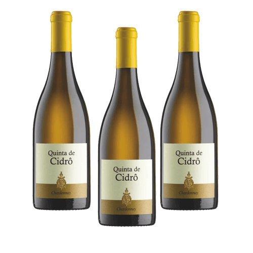Quinta de Cidrô Chardonnay - Vino Bianco - 3 Bottiglie