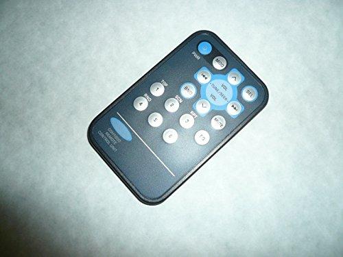 Jensen CDH1000 Remote Control