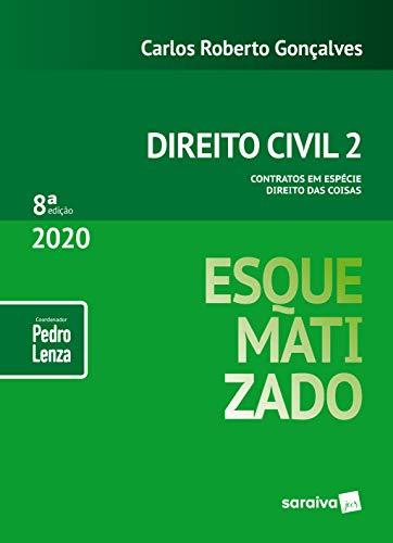 Direito Civil Esquematizado - Vol.2 - 8ª Edição 2020