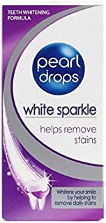 Pearl Drops Toothpolish White Sparkle Helps Remove Stains 50ml