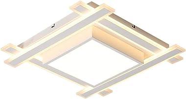 LJWJ Chandelier Living Room, Bedroom Ceiling Lights,Branch Led Ceiling Lamp Kitchen Bathroom Dining Room Decoration Lamp