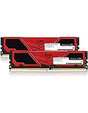 Team DDR4 3200Mhz PC4-25600 8GBx2枚(16GBkit) デスクトップ用メモリ Elite Plus シリーズ 日本国内無期限保証 正規品