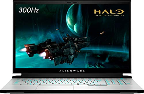 Notebook Alienware m17 R3 17,3 polegadas FHD Gaming (Luna Light) Intel Core i7-10750H 10ª Geração, 16GB DDR4 RAM, 1TB SSD, Nvidia Geforce RTX 2070 Super 8GB GDDR6, Windows 10 Home