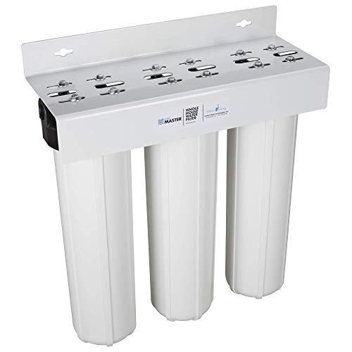 Home Master - Whole House Water Filter - Key Features
