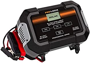 12V PRO LOGIX Intelligent Battery Charger with Engine Start