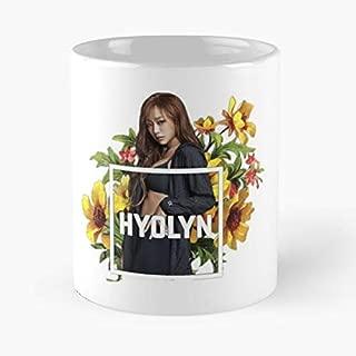 Hyolyn Sistar See Sea Bae Funny Christmas Day Mug Gifts Ideas For Mom - Great Ceramic Coffee Tea Cup