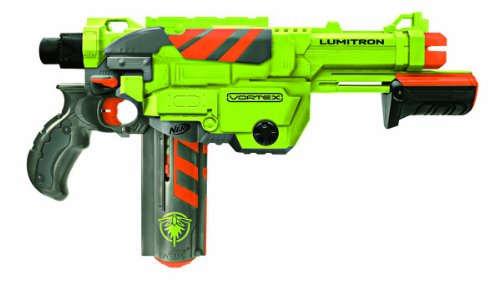 Nerf Vortex Lumitron Glow in the dark