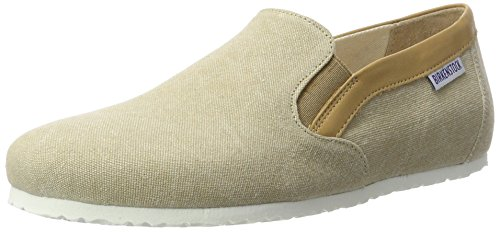BIRKENSTOCK Shoes Damen Jenks Slipper, Beige (Sand), 41 EU