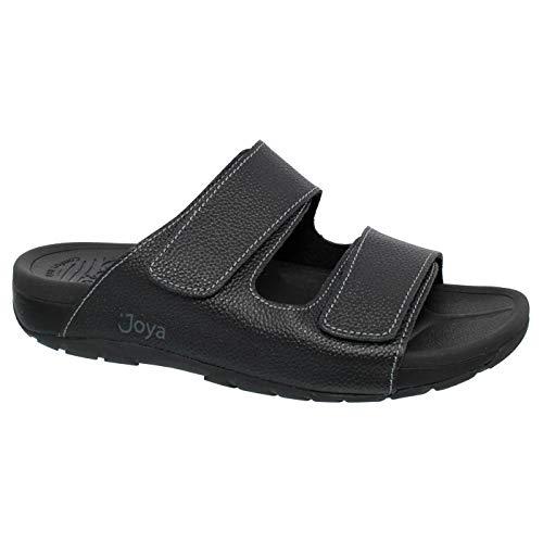 JOYA Herren Pantolette, schwarz(schwarz), Gr. 45