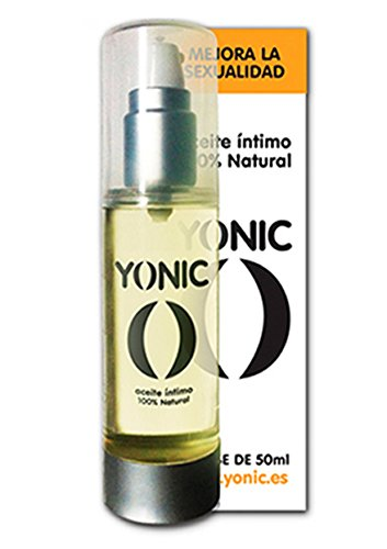 Yonic Aceite Íntimo para Mujer 50 ml de Yonic