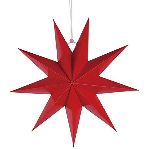 Barney verdienstelijke papieren sterren Origami negen puntige ster lampenkap sterren ornamenten Kerstmis familie decoratie ambachten