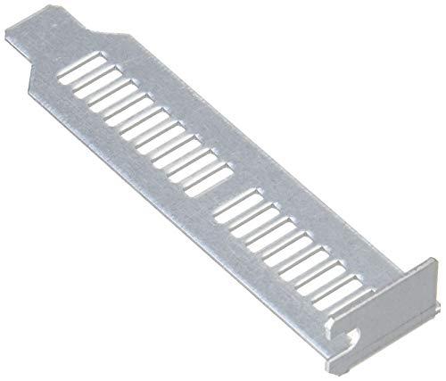 長尾製作所 通気口付 ロープロファイルPCI用ブラケット 4枚セット N-PCI SLIT LP