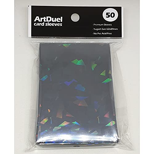 Yugioh Card Sleeves - Holographic Matte...
