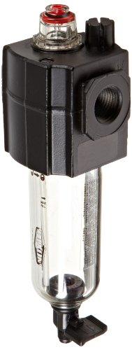 Dixon L73M-4 Norgren Series Micro-Fog Lubricator with Transparent Bowl, 3/8 Size, 70 SCFM, 1/2 Port Size, 150 PSI by Dixon Valve & Coupling
