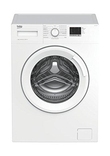 Beko WML 61223 N Waschmaschine Frontlader / 6kg / A+++ / 1200 UpM / 15 Programme / Express-Programm...