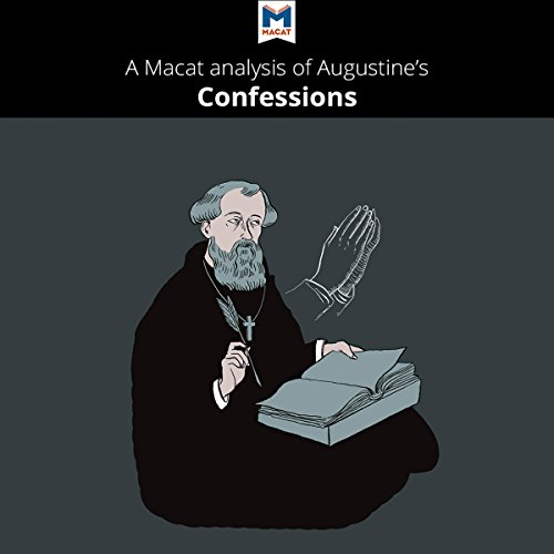 A Macat Analysis of Augustine's Confessions audiobook cover art