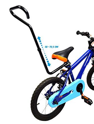 AOK Handschuhe Schiebestange Kinderradfahrlernhilfe, 2386