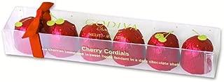 Godiva Holiday Dark Chocolate Cherry Cordials 3oz