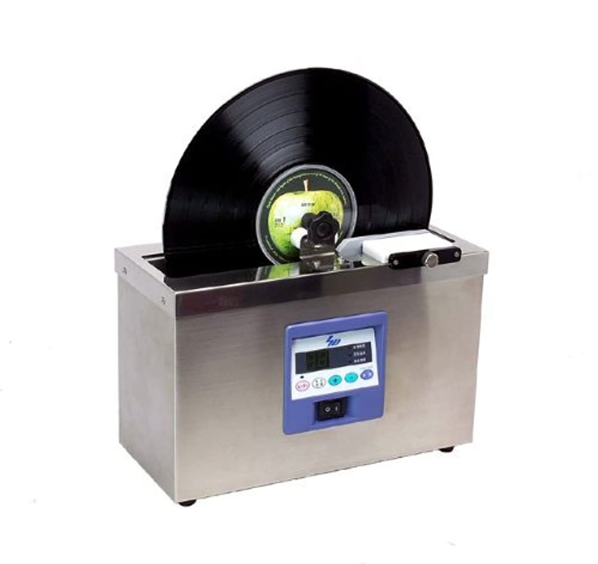 チャレンジ六分儀かすれたBELLDREAM(ベルドリーム) 超音波レコード洗浄機 US-60V4点セット