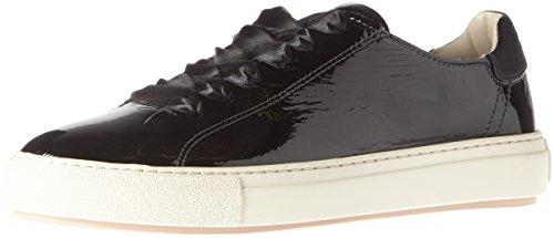 Marc O'Polo Sneaker 70714053501400, Zapatillas para Mujer, negro (Black), 37 EU (4 UK)