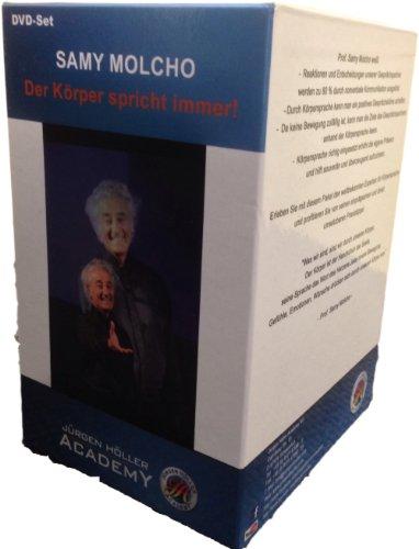 Samy Molcho - Der Körper spricht immer! DVD 1 bis 8 - Platin-Edition