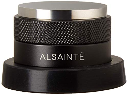 ALSAINTÉ Dual Head Espresso Tamper & Distributor - 54mm Breville Tamper - Coffee Leveler for Portafilter - Professional Barista Tools (53.3mm)