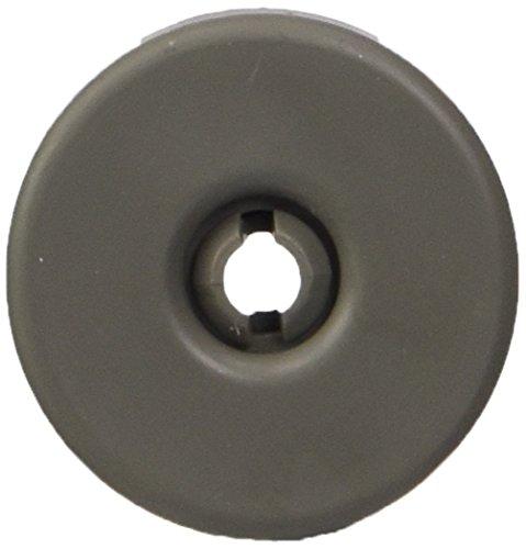 REX-ELECTROLUX-KIT de 8 ruedas música inferior de gris para el lavavajillas