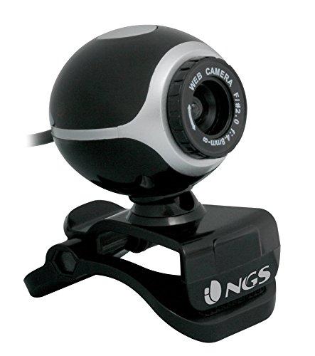 NGS Xpress Cam-300 - Webcam con micrófono
