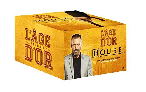 Dr. House, l'Intégrale de la Série 1 à 8 en DVD