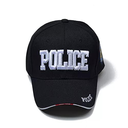TDPYT Gorra de béisbol Gorra táctica para Hombre Gorra de béisbol SWAT Hombres Mujeres Gorra Snapback Letra Ligeramente de Moda Deportes al Aire Libre Regalo de cumpleaños para él