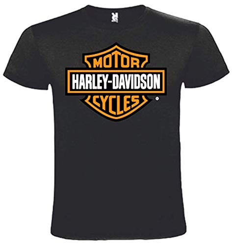 Camiseta Hombre Harley Davidson (M)