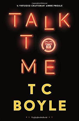 Talk to Me: T.C. Boyle