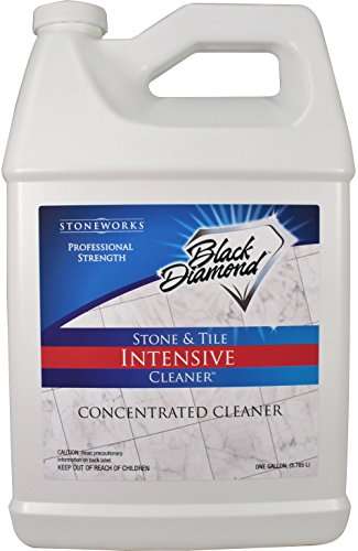 Stone & Tile Intensive Cleaner: Concentrated Deep Cleaner, Marble, Limestone, Travertine, Granite, Slate, Ceramic & Porcelain Tile. (1, Gallon)