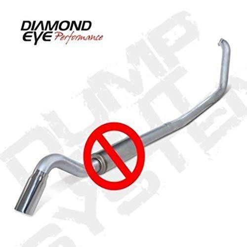 Diamond Eye K4318A-TDRP Exhaust Kit