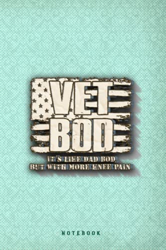 Vet Bod Like A Dad Bod But With More Knee Pain Veteran...