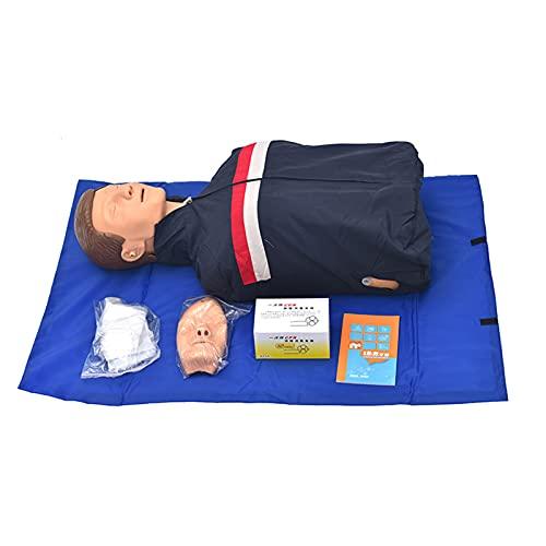 GoodWell CPR maniquí didáctico Mitad Cuerpo cardiopulmonar reanimación simulador para Docencia Médica Modelo de Emergencia de Ayuda de Entrenamiento