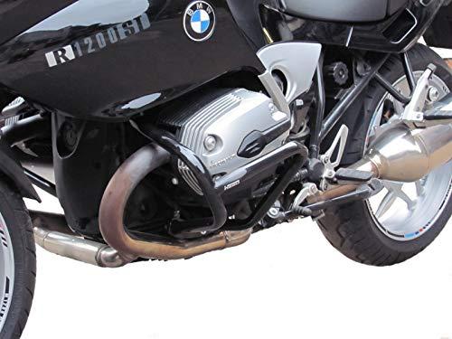 Sturzbügel/Schutzbügel HEED für motorrad R 1200 ST (05-10) - Schwarz
