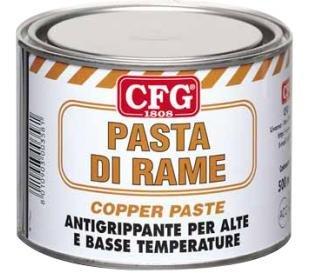 PASTA DI RAME ANTIGRIPPANTE PER ALTE E BASSE TEMPERATURE MARCA CFG
