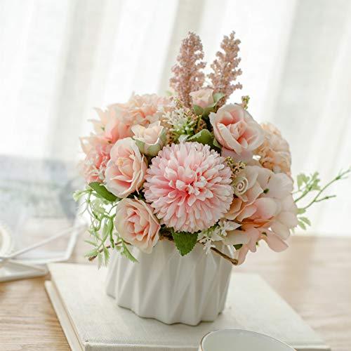 Cuisit Künstliche Blumen Hortensie...