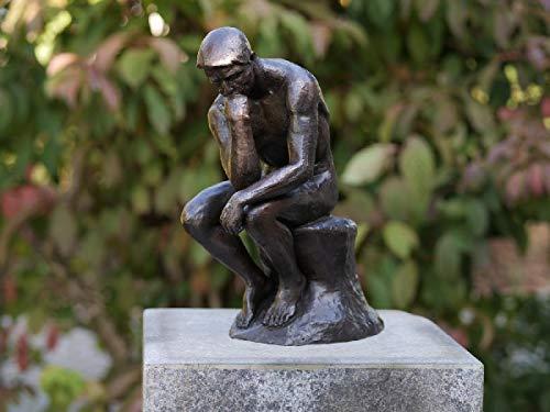 H. Packmor GmbH Figura decorativa de bronce para jardín