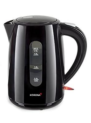 Korona 2050210 Bouilloire Électronique avec Indicateur de Niveau d'Eau