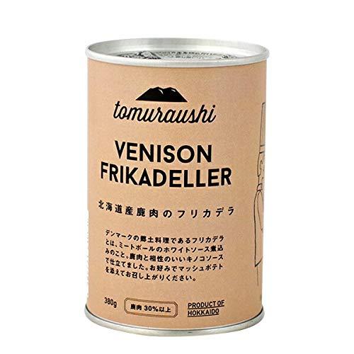 トムラウシ鹿肉のフリカデラ 1缶