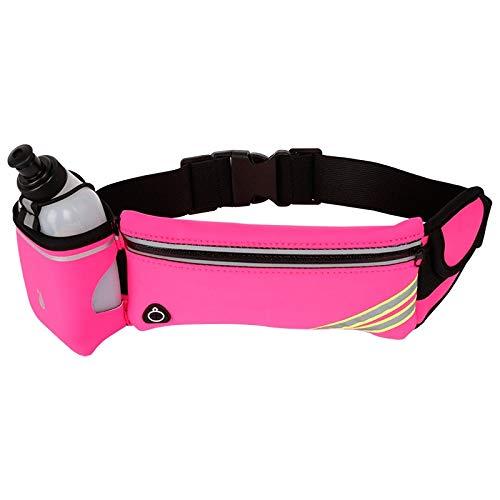 NKns Outdoor Fitness Einzelkessel Sporttaschen Persönliche Flaschentaschen Sporttaschen Rosarot Code (Mit Wasserkocher) Oilily Rucksack