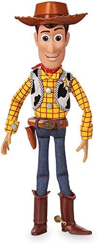 Disney Personaggio SNODABILE PARLANTE INTERATTIVO Woody Toy Story
