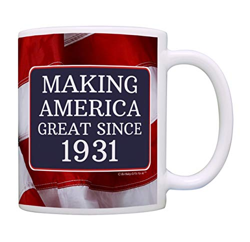 Making America Great Since 1931 Mug