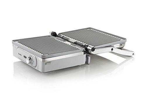 Breville VHG026 DuraCeramic Ultimate Grill, Silver