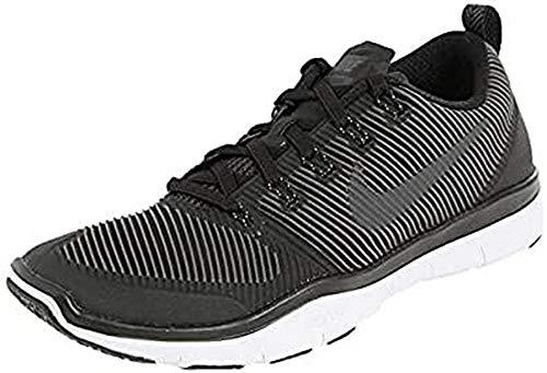 Nike Nike Herren Free Train Versatility Laufschuhe, Schwarz (Black/Black-White), 42 EU