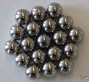 Stahlrundkugeln 8 mm x 100 Stück